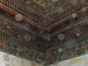 старинный антикварный потолок (Канда-кори,  Арах)